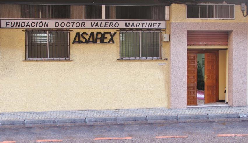 fachada fundacion asarex zaragoza